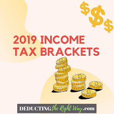 What Are The 2019 Income Tax Rates