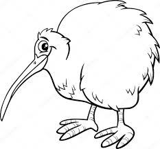 Small Picture Kiwi Bird Flying Coloring Coloring Pages