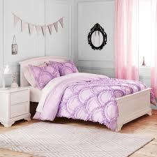 better homes and gardens kids ruffle fans bedding comforter set com