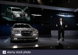 Al Gardner, president and CEO of the Chrysler brand, speaks about the 2015  Chrysler 300c at