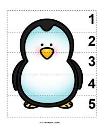 Check out the full blog post by clicking below. 10 Zoo Animals Number Sequence 1 5 Preschool Math Picture Etsy