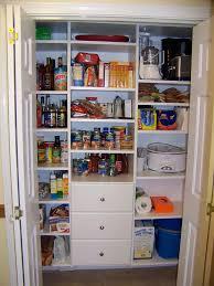 pantry closet shelves