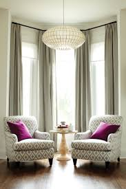 design tips to make a room look bigger and more decor ideas bedroom chairbay window curtains living