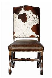 Furniture Marvelous Zebra Print Chairs Cowhide Dining Chairs