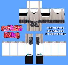 Roblox Clothes Templates Roblox Girl Clothes Roblox Template Wordscrawl Com