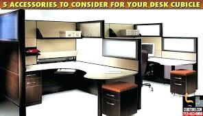 office desk cubicle. Cubicle Desk Accessories Office Ideas D .