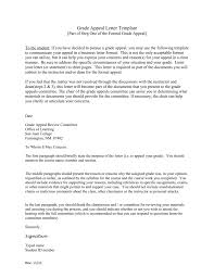 Letters Of Appeal Appeal Letter For University How To Write An Accommodation Writing
