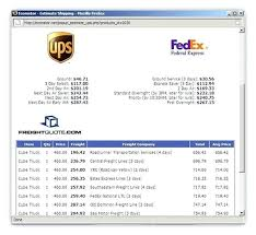 Ups Rate Quote Beauteous Fedex Freight Quote Gorgeous Fedex Freight Quote Elegant Ups Freight