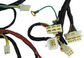 wire harness electrical street scooters partsforscooters com Electrical Wire Harness gy6 scooter wire harness electrical wire harness connectors
