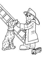 Small Picture 52 Cute Sparky The Fire Dog Coloring Pages Gianfredanet