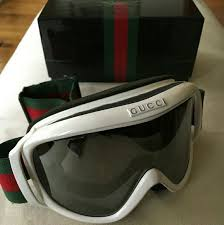 gucci goggles. authentic gucci ski goggles
