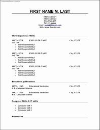 Printable Resume Samples Theomega Ca