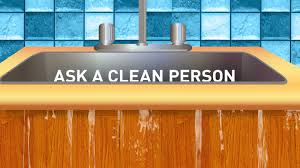 jolie kerr is a cleaning expert and advice columnist she ll be here every other week helping to answer your filthiest questions are you dirty email her
