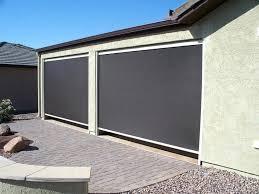 outdoor patio screens. Outdoor Patio Screens Shade Screen In For Prepare 9 L