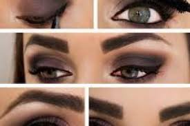 smokey eye tutorial for green eyes you source dark purple eye makeup