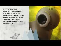 Plating on <b>ABS</b> Plastics | Electroplating on Plastics | Plastic Plating ...