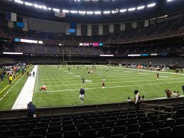 Mercedes Benz Superdome View From Plaza Level 102 Vivid Seats
