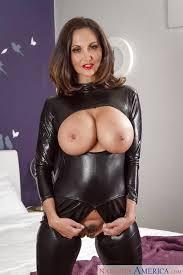 Mature boobs and laytex