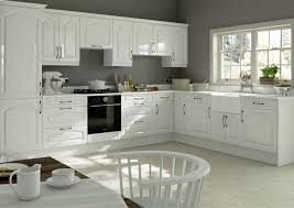 Westfield High Gloss White Kitchen Doors ...