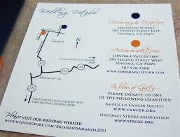 map wedding invitations regarding keyword