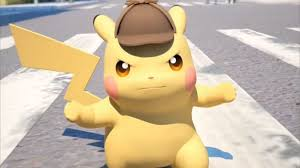 Image result for pikachu the great detective