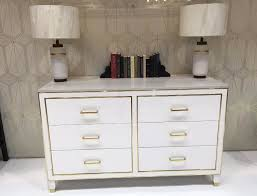 lacquer paint furniture. White High Gloss Hotel Room Dresser 6 Drawers With Metal Strip , PU Lacquer  Paint Lacquer Paint Furniture N
