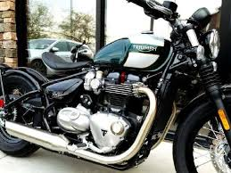 triumph bobber for sale triumph motorcycles cycletrader com