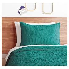 Solid Quilted Pillow Sham - Xhilarationâ?¢ : Target & Solid Quilted Pillow Sham - Xhilarationâ?¢ Adamdwight.com