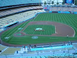 Dodger Stadium Seating Chart Infield Reserve Dodger Stadium Infield Reserve 16 Rateyourseats Com