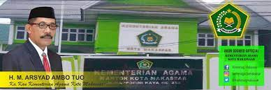 Kementerian Agama Kota Makassar Jln Rappocini Raya No 223 Makassar 90222 Telp 0411 453 572 Fax 0411 453 015 Email Kotamakassar Kemenag Go Id Humaskemenagmakassar Gmail Com