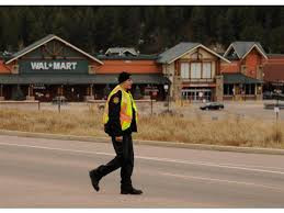 Walmart Colorado Springs Shoppers Back In Woodland Park Walmart After Morning Bomb