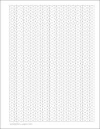 downloadable graph paper free 12 free printable isometric graph paper in pdf