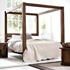 white canopy bed frame – ninetwlv.co