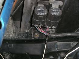 1994 cooling fan switch install need help corvetteforum relay wire connection shown