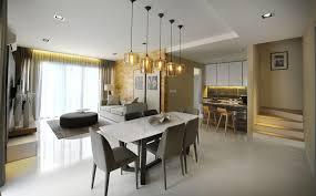 Kitchen table lighting ideas Nepinetwork Lighting Ideas For Above Your Dining Table Five Pendant Lights Hanging Contemporist Lighting Design Idea Different Style Ideas For Lighting Above