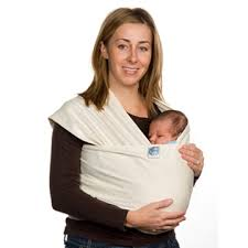 Moby Wrap Baby Carrier - Free Shipping!
