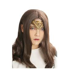 Wonder Woman Hair Style xcoser wonder woman wig headband for cosplay xcoser costume 3717 by wearticles.com