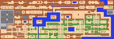 legend of zelda maps  ianalbertcom