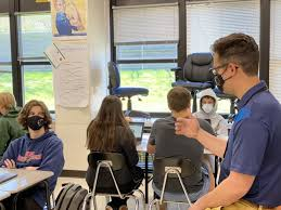 Zachary Gaines, a fresh face teaching old history – Mehlville Media