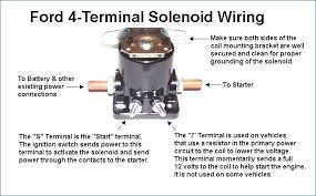 4 post solenoid wiring diagram advance wiring diagram 4 wire starter solenoid diagram wiring diagram inside 4 post continuous duty solenoid wiring diagram 4 post solenoid wiring diagram
