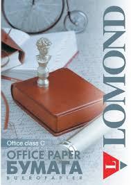 Купить <b>бумагу</b> для принтера <b>Lomond Office</b> A4, 500 л. (101005) по ...