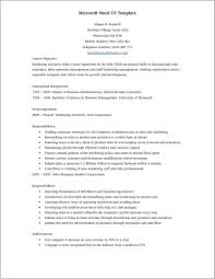 How To Write A Resume In Microsoft Word Resume Templates For Word Free 24 Examples For Download Microsoft 23