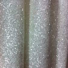 50 Meters Wit Mix Zilver Chunky Glitter Behang Sparkly Ruw Glitter