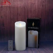 new luminara outdoor 9 flameless candle pillar bonus remote luminara outdoor candles luminara outdoor candles instructions