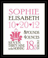 Free Printable Photo Birth Announcements Templates Luxury