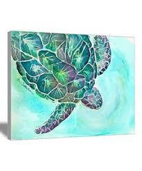 sea turtle painting sunflower painting fantasy painting beach house style beach art sea turtle painting turtle painting and turtle on sea turtle canvas wall art with sea turtle painting sunflower painting fantasy painting beach house