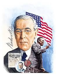 「president Thomas Woodrow Wilson 」の画像検索結果