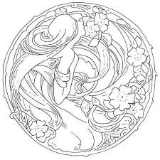 Small Picture Disney Art Nouveau Coloring Pages Amazing Coloring Disney Art