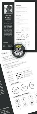 Creative Resume Template Free Free Beautiful Resume Templates ...