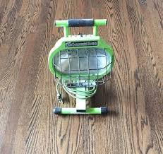 Commercial Electric Work Light Simple COMMERCIAL ELECTRIC HALOGEN Portable Work Light 32 Watts 32